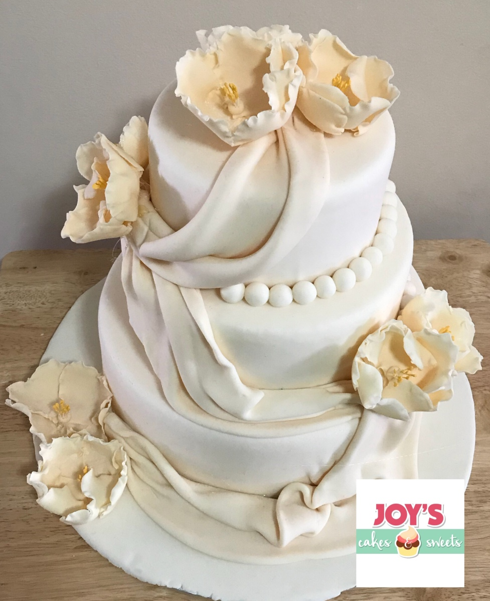 Sample Wedding Cake