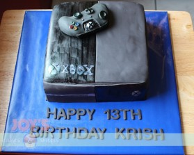 Perfect cake for every XBOX gamer out there